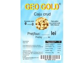 GEO GOLD - Caju crud 200 g