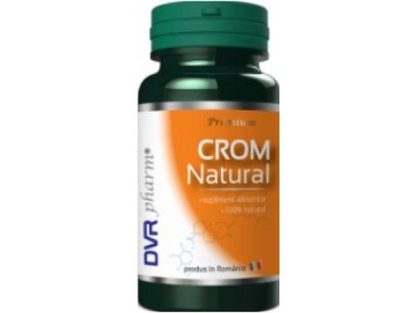DVR pharm - CROM NATURAL  60 CPS