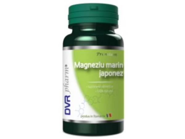 DVR pharm - MAGNEZIU MARIN JAPONEZ 60 CPS